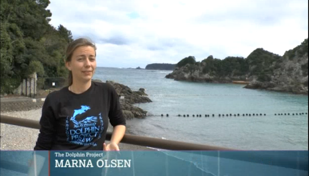 Tage-Buch(t) Taiji: Marna's Mission covered by Faroese Primetime News